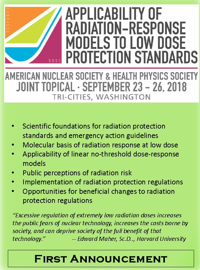 The High Price of Public Fear of Low-dose Radiation