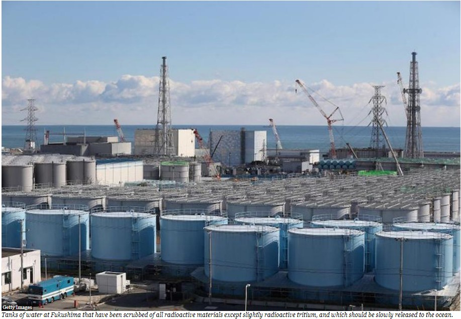 Why Japan Should Release Radioactive Fukushima Water Into The Ocean